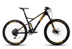 Mountainbike Full Suspension 2017