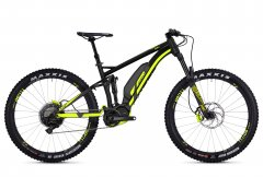 E-Mountainbike Full Suspension 2018