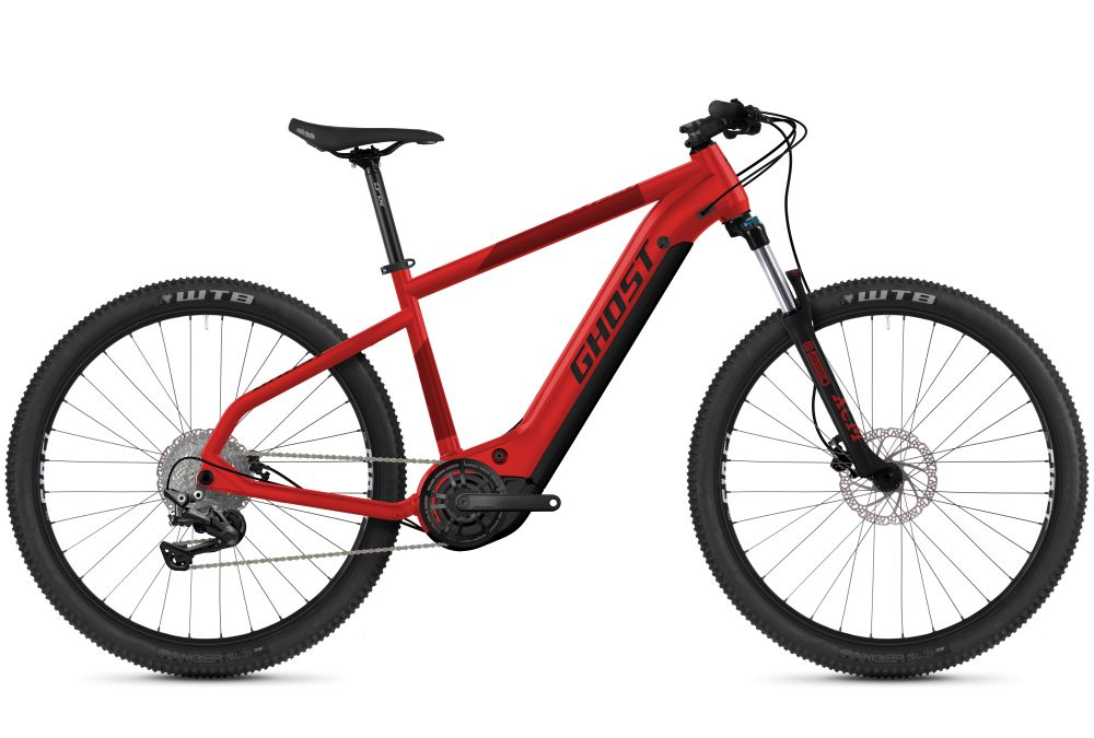 GHOST E-Teru Universal 27.5 red / dark red XL
