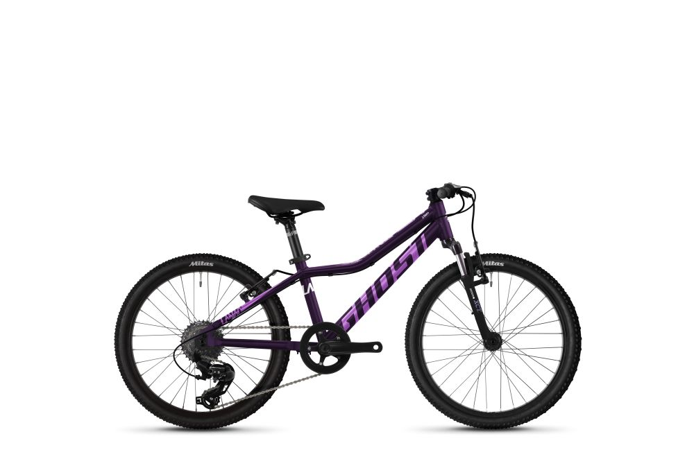 GHOST Lanao 20  Essential AL W purple / bright purple 20